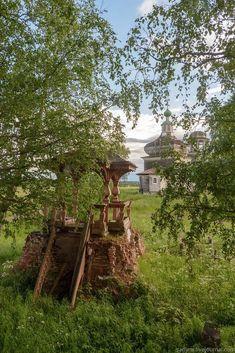 Вдоль Онеги. Деревянный модерн и резные мотивы