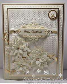 dutchess: Christmas card club challenge #11 Zoe's choice.......