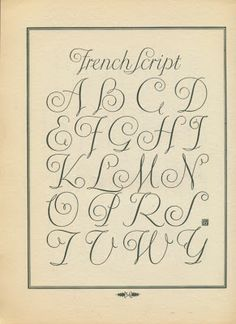 Tenth Letter of the Alphabet: Lettering: Modern and Foreign, Part 4