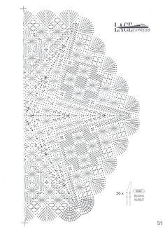 Revistas Lace Express 3/07 y 1/09 - maura cardenas - Picasa Webalbums