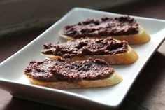 Chosen Eats: A Tu BiShvat Tapenade | Jewish Boston Blogs