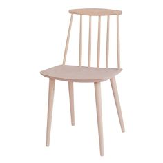 dining chair, designed by Folke Pålsson, is a classic wooden chair made of solid beech. The wide seat and curved spindle back create a comfortable seating pose, and chair's classic design honours the traditions of Scandinavian design. Danish Furniture, Contemporary Furniture, Furniture Design, Furniture Chairs, Room Chairs, Dining Chairs, Dining Table, Dining Room, Nordic Design