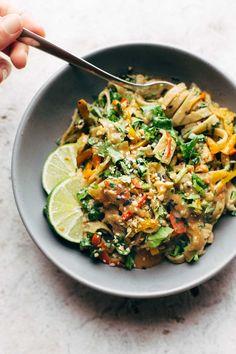 Thai Noodle Salad wi