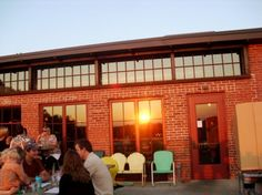 I heart The Eddy Pub in Saxapahaw