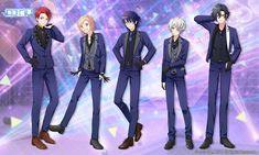 Idol, Anime Boys, Punk, Blood, Games, Style, Fashion, Swag, Moda