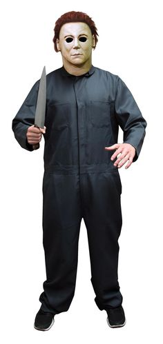 Halloween Ii Coveralls Adult