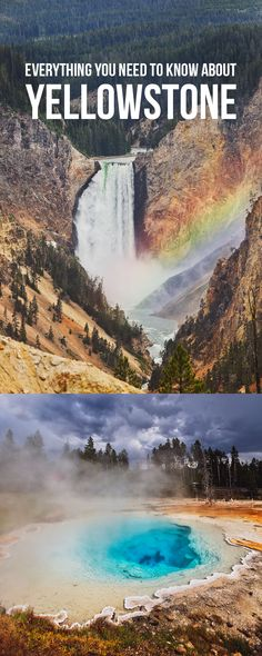 Best Things to Do in Yellowstone National Park + Essential Tips for Your Visit. Car Camping In Us National Parks Yellowstone Camping, Yellowstone Attractions, Yellowstone Vacation, Visit Yellowstone, Places To Travel, Travel Destinations, Places To Visit, Vacation Places, Top Vacations