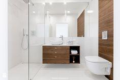 ul. Siedmiogrodzka - Średnia łazienka w bloku bez okna, styl minimalistyczny - zdjęcie od Patryk Kowalski Architektura i projektowanie wnętrz