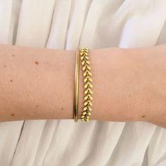 Sol fiskebensarmbånd by Glemmegei Messing, Bracelets, Jewelry, Jewlery, Jewerly, Schmuck, Jewels, Jewelery, Bracelet