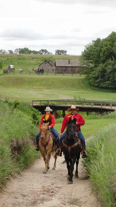 Kibitka - Rock Creek Station State Historic Park