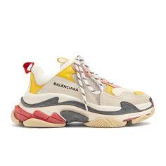 Balenciaga Triple S Sneaker - Pink x Yellow Scarpe Balenciaga 5974c8de0ec