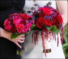 red wedding flowers amaranthus - Google Search