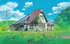 My Neighbour Totor - Kusakabe Residence by Kazuo Oga | 男鹿 和雄 *