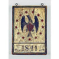 Eagle Signboard 1821 1841 Sign Boards, Game Boards, Antique Signs, Vintage Signs, Primitive Pictures, Primitive Signs, Pub Signs, Colonial America, Old Glory