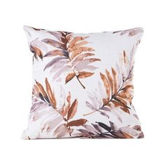 These are beautiful abstract printed Bohemian style pillowcases.  Pillow covers are printed and made of cotton.  For closure they have hidden zipper for easy insertion or removal of cushion.  Pillow covers are comfortable, durable and washable.  Pillowcase size is 45*45cm.  #bohemian #bohemianstyle #bohopillowcase #pillowcase #abstract #feathers