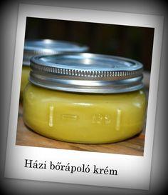 Joghurt-naranccsal: Általános gyógyító krém házilag Beauty Bar, Diy Beauty, Care Box, Doterra, Body Care, Mason Jars, Healthy, Food, Future