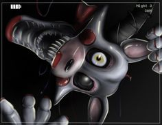 Mangle five nights at freddy's