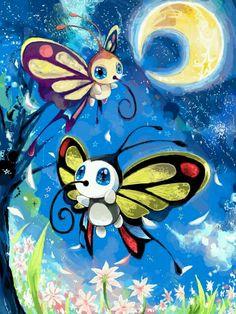shiny beautifly pokemon