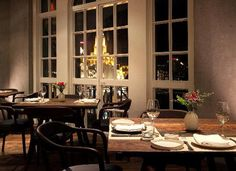Mercato - Three on the Bund - Shanghai: great view, lovely ambiance, and amazing food