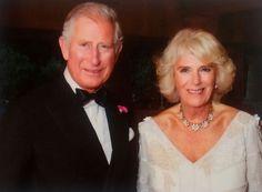 Charles and Camilla's Christmas card 2017 ♡