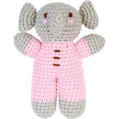 Cath Kidston Crochet Elephant