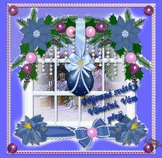 Přání vánoce « Rubrika | OBRÁZKY PRO VÁS Christmas And New Year, Hanukkah, Gifs, Wreaths, Table Decorations, Home Decor, Decoration Home, Room Decor, Bouquet