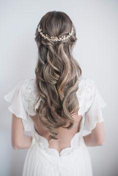 Laura Jayne Wedding Hair accessories