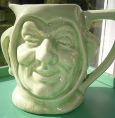 Can anyone tell me anything about my jester jug? Is it Royal Doulton?