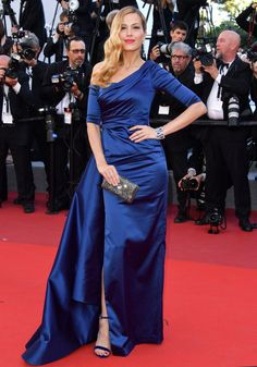 See all the glitz, glamour and jaw-dropping gowns at the iconic French film festival