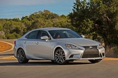 #Review: #2014 @Alexis Ligon #IS #350 F #Sport — More of #Everything, For #Less @TFLcar