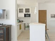 small open plan kitchen living room - Google Search