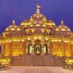 Akshardham Temple Ahmedabad City