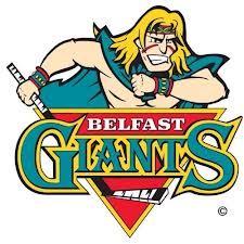 Belfast Giants - Hockey Sports Embroidery Logo in 4 sizes - Belfast Giants, Hockey Logos, Sports Logos, Duck Art, Minnesota Wild, Sports Baseball, Sports Teams, National League, New York Rangers