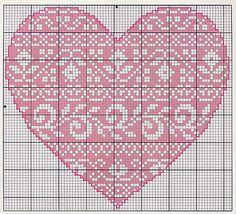 Thrilling Designing Your Own Cross Stitch Embroidery Patterns Ideas. Exhilarating Designing Your Own Cross Stitch Embroidery Patterns Ideas. Embroidery Hearts, Blackwork Embroidery, Cross Stitch Embroidery, Cross Stitching, Cross Stitch Heart, Counted Cross Stitch Kits, Crochet Cross, Filet Crochet, Cross Stitch Designs