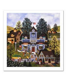 Another great find on #zulily! Boys Will Be Boys Print by Jane Wooster Scott #zulilyfinds