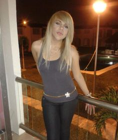 Betzabeth Abrego - Crossdresser - I want to be like her-him. I Love Crossdresser me