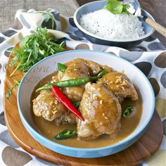 ADORA's Box Tamarind Chicken Adobo with Coconut Milk