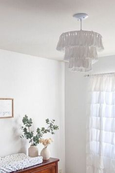 Check out this cheap version of this Anthropologie Tassel Chandelier. This easy boho bedroom decor project is perfect if you love boho shabby chic decor and are looking for some inspiration. Boho Bedroom Decor, Boho Room, Shabby Chic Decor, Boho Decor, Diy Room Decor, Decor Crafts, Diy Crafts, Home Decor Furniture, Furniture Makeover