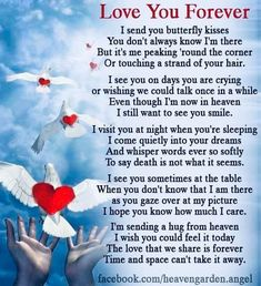 Memorial poems – I Still Want To See You Smile – Heavens Garden Miss Mom, Miss You Dad, Letter From Heaven, Missing My Husband, Messages From Heaven, Grief Poems, Nan Poems, Funeral Poems, Heaven Quotes