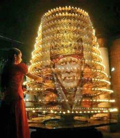 Ganesh Chaturthi Images, Sai Baba Wallpapers, Sathya Sai Baba, Om Sai Ram, Hare Krishna, My Lord, Lord Shiva, Ganesha, Life Is Beautiful