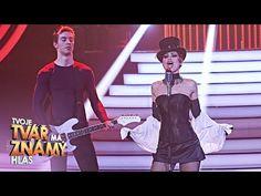 "Hana Holišová jako Shania Twain – ""Man! I Feel Like A Woman "" | Tvoje tvář má známý hlas - YouTube Youtube, Youtubers, Youtube Movies"