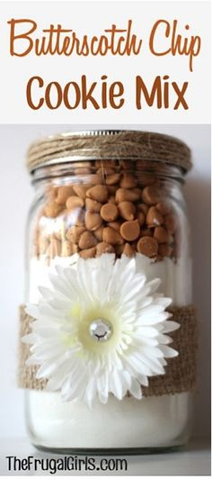 Bridal shower prize ideas-various gifts in a jar. To make this more affordable, go to a dollar store and find large clear bags and layer the ingredients in there. The jar is most of the cost of this prize. Pick colourful ingredients like M&Ms :)