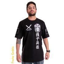 Camiseta Sun Tzu Renegade X California Store Hip Hop, Rap