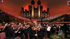 Come, Thou Fount of Every Blessing - Mormon Tabernacle Choir--Such a good job with this song.  I love it. My all time favorite hymn!