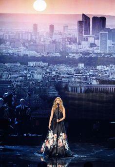 ama 2015 Celine Dion