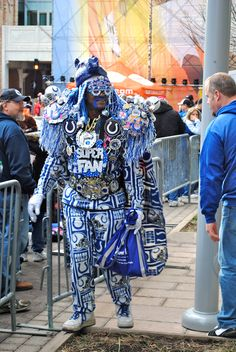 Indianapolis Colts SuperFan.      #ProFootballIndianapolisColts