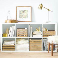 8-Cube Organizer Shelf - Threshold™ : Target