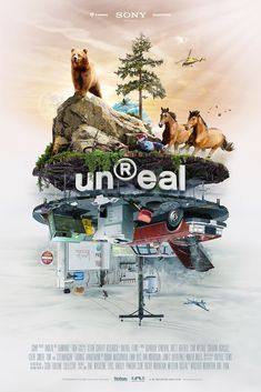 images for the unReal Premiere and Film Tour Dates PR