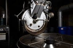 The theorems of how people came to roast coffee are shrouded in lore. - Stumptown Coffee Roasters