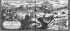 Panorama Bydgoszczy 1657
